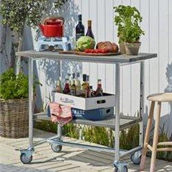 Plante- /grillbord