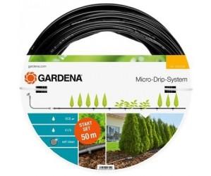 Drypvandingsstartsæt til planterækker L 50M Gardena
