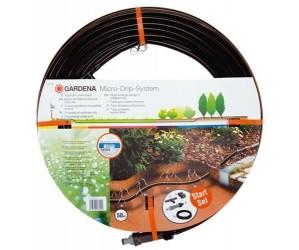 Micro drypslagne 50 m o/u/jorden 13,7 mm 1389 Gardena
