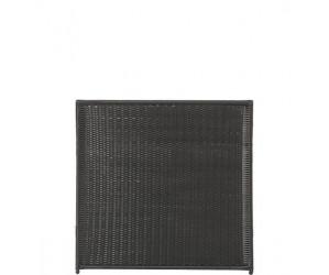 16406-1 Trend hegn 117x110 cm sort