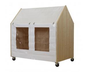 Shelter på hjul 16748-1