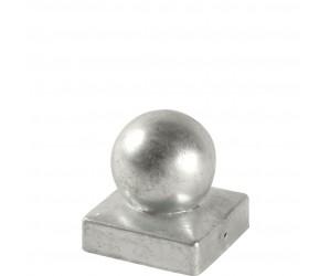 17845-1 Wave stolpehætte kugle 71x71 mm