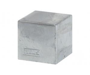17925-1 Cubic stolpehætte 77x77 mm