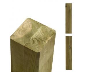 Cubic stolpe 369 cm trykimprægneret