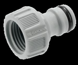"""Hanekobling 21 mm (G 1/2"""")  18200 Gardena"""