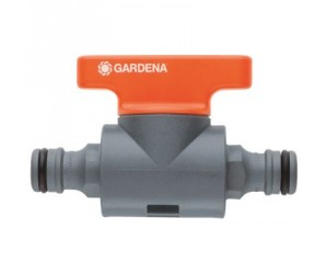 Kobling med ventil til flow-styring 2976 Gardena