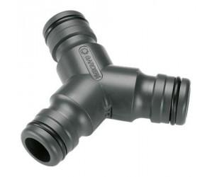 """Profi"" Maxi-Flow System 3-vejs Y-led(2833) Gardena"