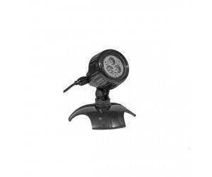 60245 LED Spot Power 1x3 W inkl. lyssensor