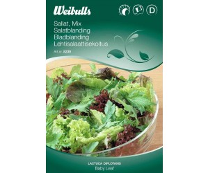 Salatblanding