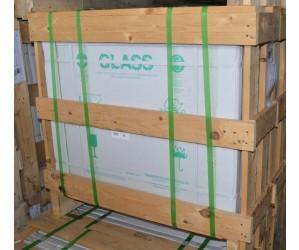 F10070 Kasse m/glas 70x61