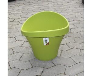 Krukke plast grøn