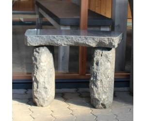 minihavebænk granit
