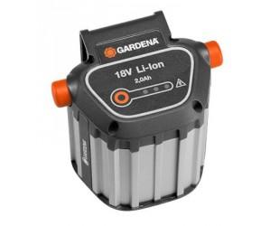 Udskifteligt Litium-ion-batteri BLi-18 9840 Gardena
